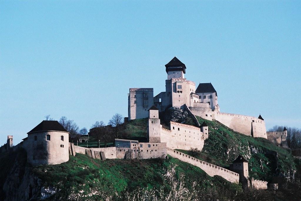 Hrad / Castle Trencin F1010018