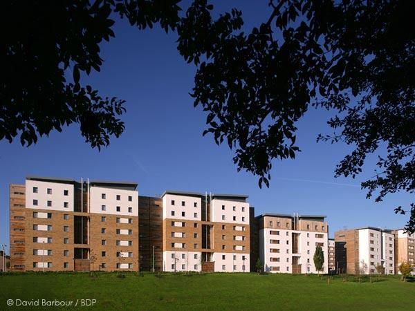 UWE Bristol - Student Village