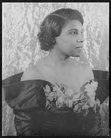 Marian Anderson (1897-1993) was a pioneering opera singer, the first African-American to perform at the Metropolitan Opera as regular company member in 1955. In February 2009 her life was commemorated in Philadelphia. by Pan-African News Wire File Photos