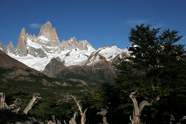 Fitz Roy - Los Glaciares National Park - Argentina - Yeah !! I've Been There Too ;)