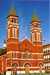 Churches of Detroit