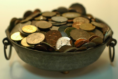 Cauldron of Coins