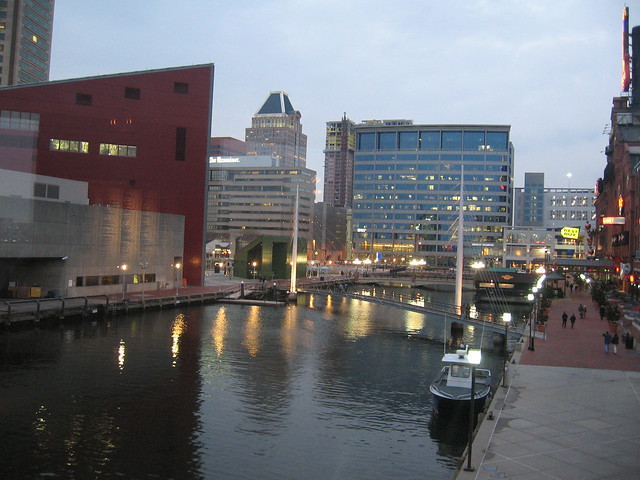Baltimore by CC user twbuckner on Flickr