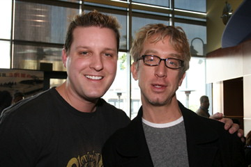 Chad with Andy Dick