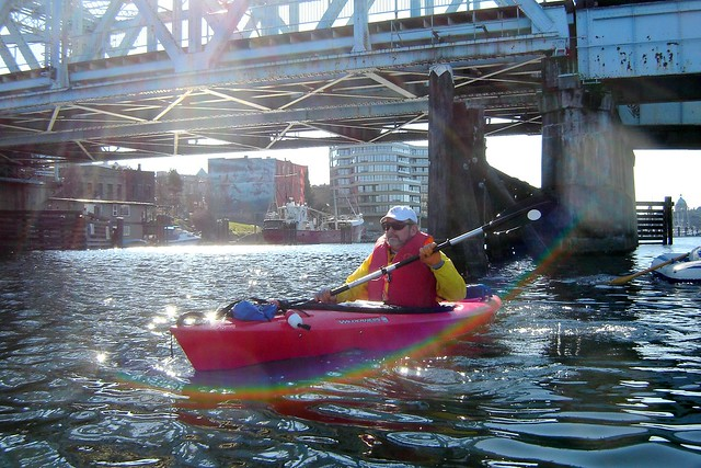 Bernie Under the Bridge