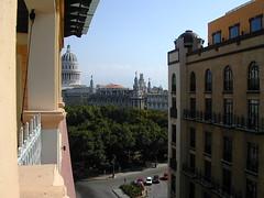 Cuban Capitol from hotel_Cuba 013