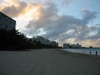 Isla Verde Sunset