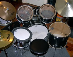 Drum Kit - Back