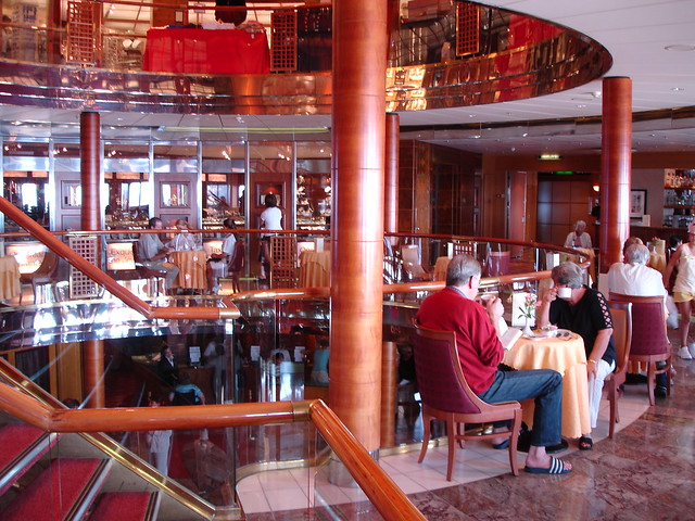 Celebrity Century - Complete List of Staterooms and Suites ...