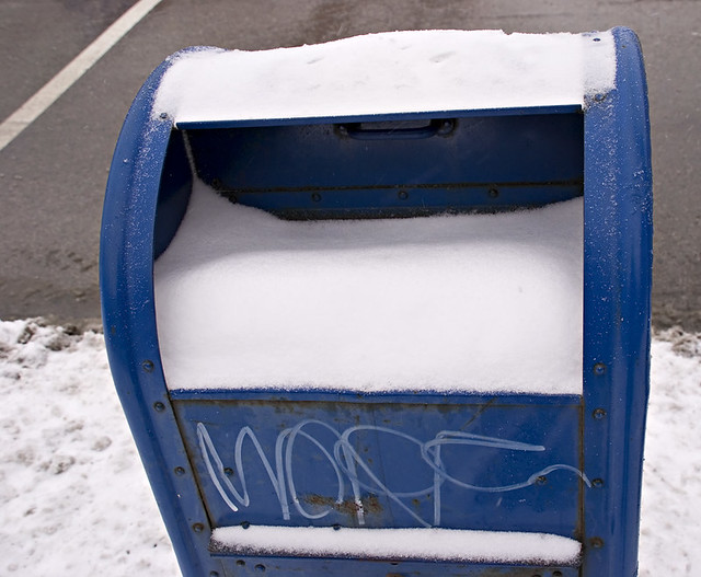 Simple Blues | mailbox | Seth Anderson | Flickr