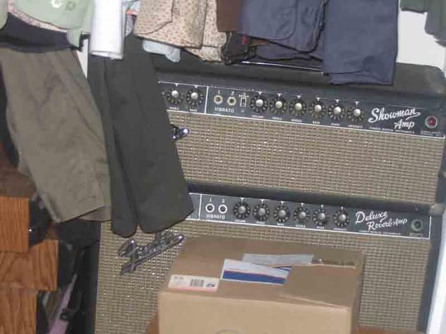 Fender Deluxe Reverb Amplifier