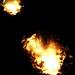 Fire under water by djhsilver