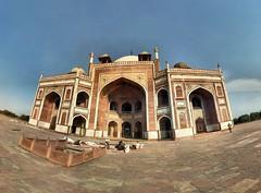 Delhi - Tombe d'Humayun - 23-02-2007 - 15h31