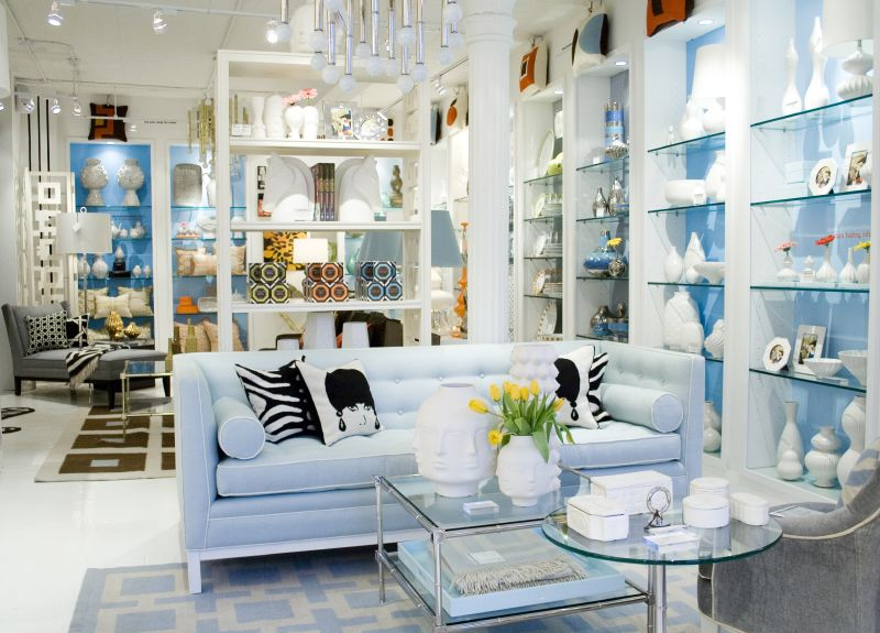 Jonathan adler new store west village nyc decor8 - Home decor stores in charlotte nc image ...
