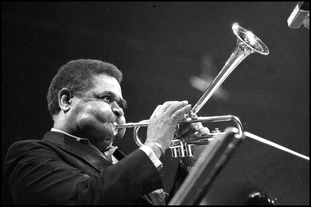 Dizzy Gillespie - a photo on Flickriver