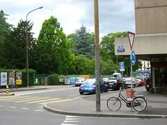 Space invaders à Genève #1