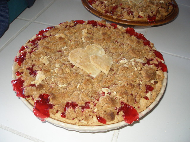 sweet cherry pie. | Flickr - Photo Sharing!