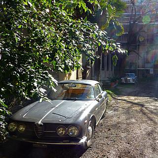 Alfa-Romeo, Bologna, Italia