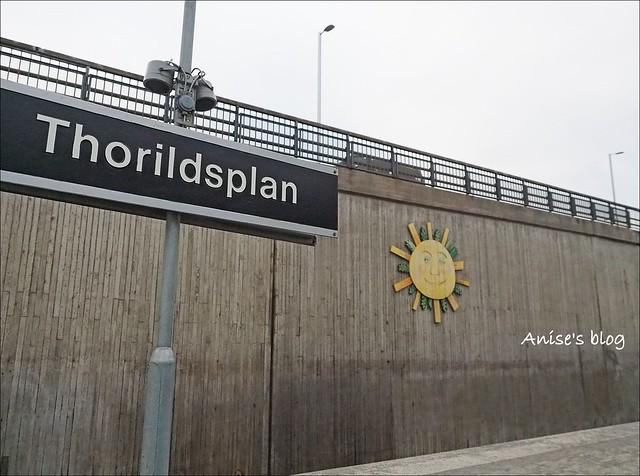 斯德哥爾摩藝術地鐵074