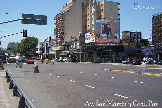 Av San Mart N Y Av General Paz Flickr Photo Sharing