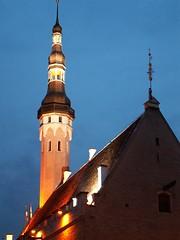 Tallinn - Vanalinn (Old town) - Raekoda (Town Hall)