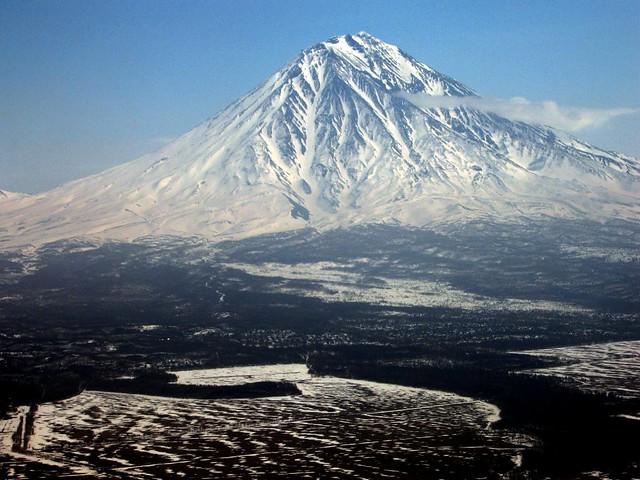 Koryaksy Volcano, Kamchatka