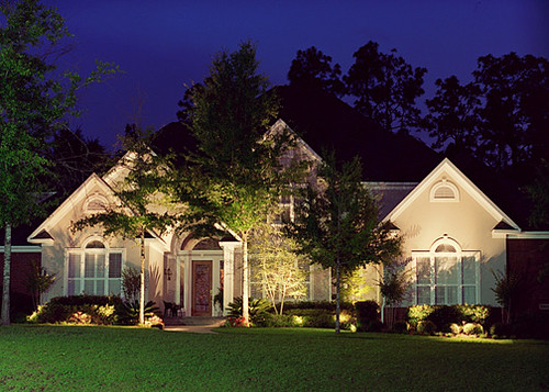 Interior and outdoor lighting design and ideats exterior for Exterior home lighting design