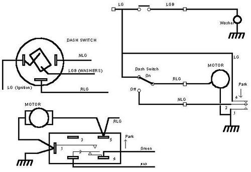 wiper wiring series forum lr4x4 the land rover forum rh forums lr4x4 com