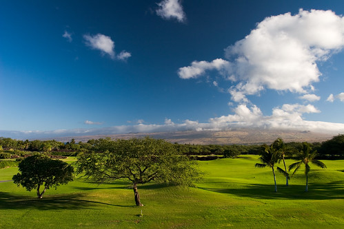 landscape hawaii photoblog golfcourse portfolio