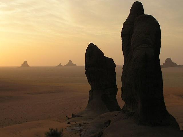 Massive monoliths