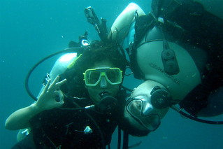 Jonathan and Soyan Diving in Sipidan (Borneo) | by focajonathan