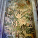 The legend of St Eustace, wall painting (c. 1480), Canterbury Cathedral