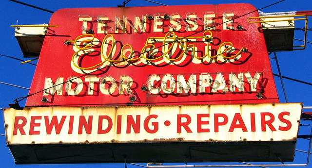 Tennessee electric motor company and there just has to for Electric motors nashville tn