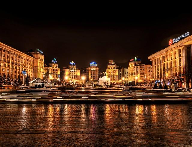 Welcome to Kiev