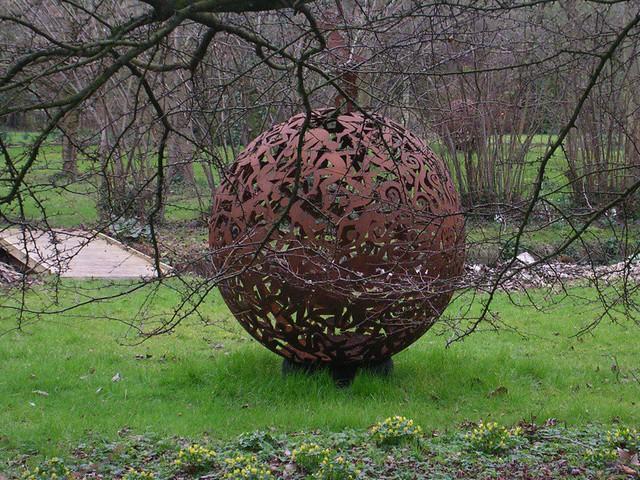 Garden Sculpture Flickr Photo Sharing
