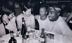 Ingrid Madonna Sting and Tupac