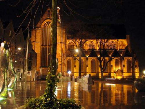 grote kerk Alkmaar holland)