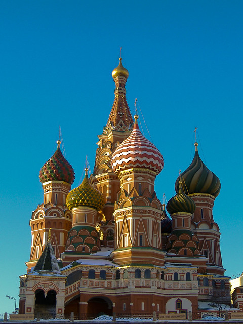 St Basil S Cathedral A Gallery On Flickr