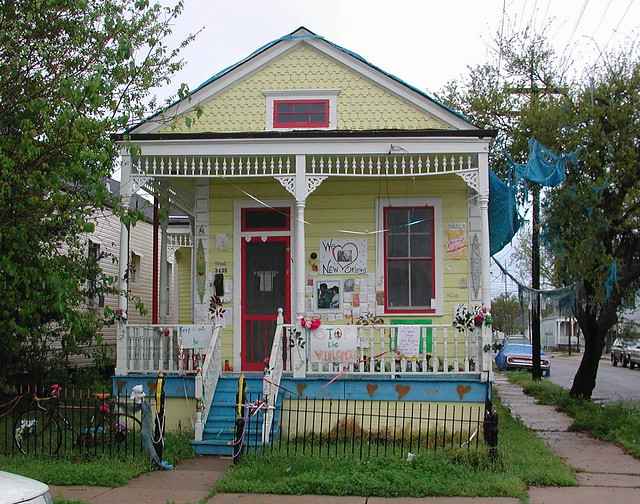 Paul & Helen's House
