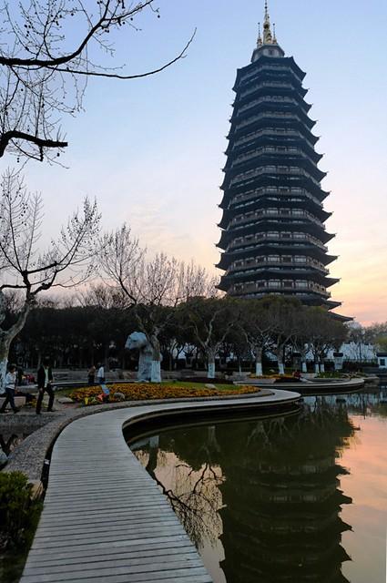 Hong Mei park @ Changzhou III