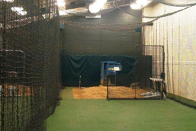 Batting Cages On Staten Island Forest Ave
