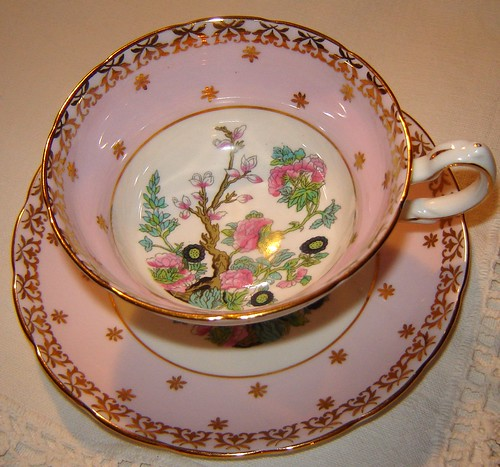 Madame Victoria Chevalier's cup