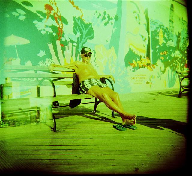 november sunbather 1
