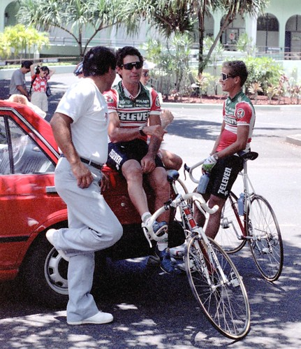 Doug Shapiro & Andy Hampsten