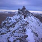 Sgurr a'Bhealaich Dheirg (1036m)