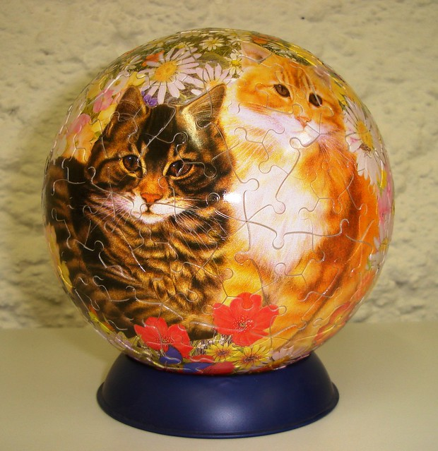 Puzzleball Cats