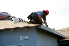 roofer, wall, roof,