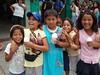 Street Vending Girls