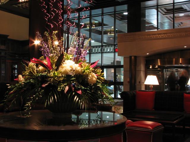 Sheraton Centre Toronto Room Service