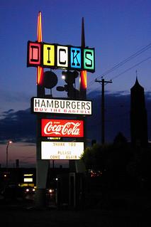 Dick's Hamburgers
